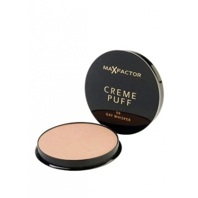 Image of   Max Factor Creme Puff 59 Gay Whisper 21 g
