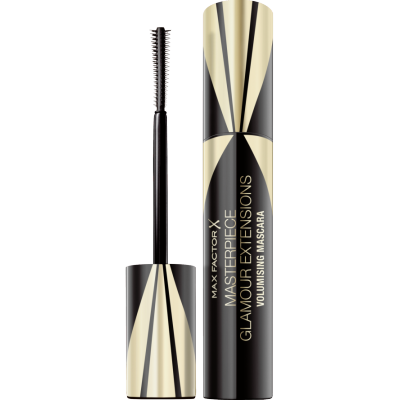 Image of   Max Factor Masterpiece Glamour Extensions Mascara Black Brown 12 ml