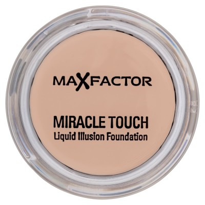 Max Factor Miracle Touch Liquid Illusion Foundation 40 Creamy Ivory 11,5 g