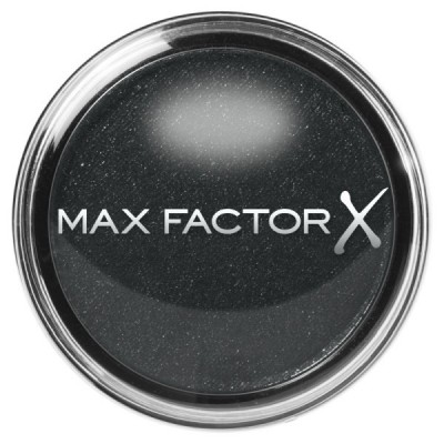 Max Factor Wild Eyeshadow Pot Ferocious Black 1 stk