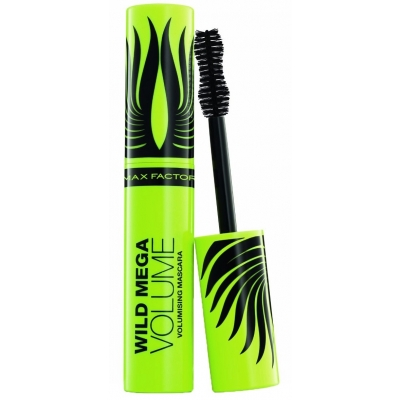 Max Factor Wild Mega Volume Volumishing Mascara Black 11 ml