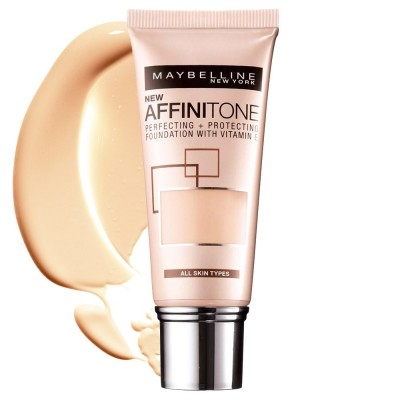 Maybelline Affinitone Foundation 14 Creamy Beige 30 ml
