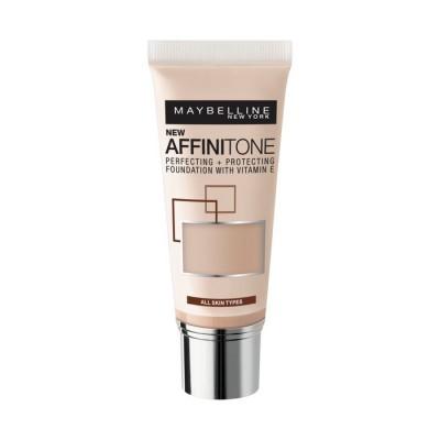 Image of   Maybelline Affinitone Foundation 30 Sand Beige 30 ml