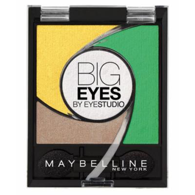 Image of   Maybelline Big Eyes Eyeshadow 02 Luminous Grass 3,7 g