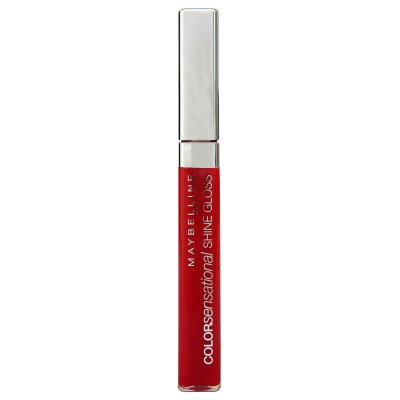 Image of   Maybelline Color Sensational Cream Lip Gloss 550 Gleaming Grenadine 8 ml