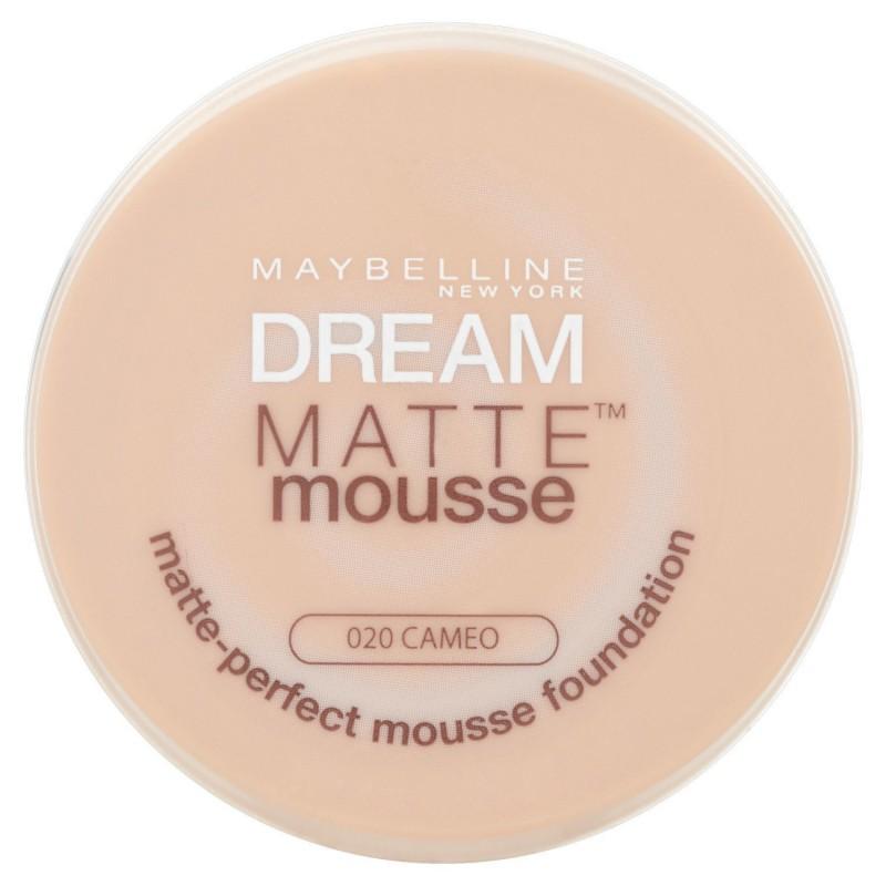 Køb Maybelline Dream Matte Mousse - 21 Nude 18 ml - 39,00