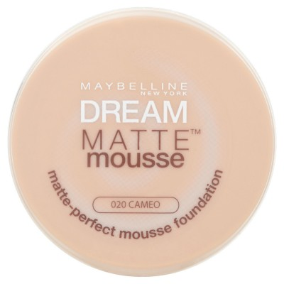 Image of   Maybelline Dream Matte Mousse Foundation 020 Cameo 18 ml