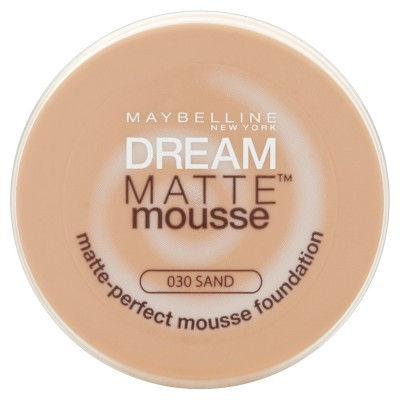 Image of   Maybelline Dream Matte Mousse Foundation 030 Sand 18 ml