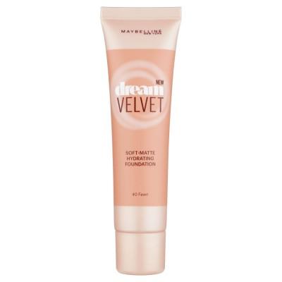 Image of   Maybelline Dream Velvet Foundation 40 Fawn 30 ml