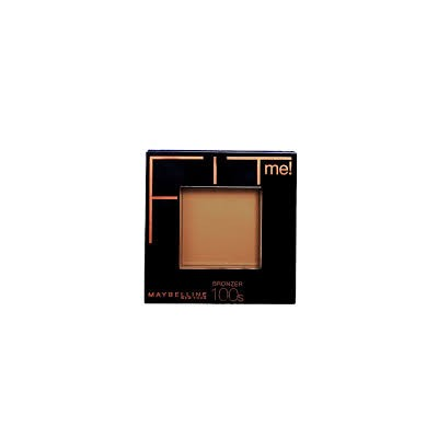 Image of   Maybelline Fit Me Pressed Powder Bronzer 100S 9 g