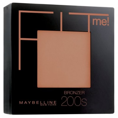 Image of   Maybelline Fit Me Pressed Powder Bronzer 200S 9 g