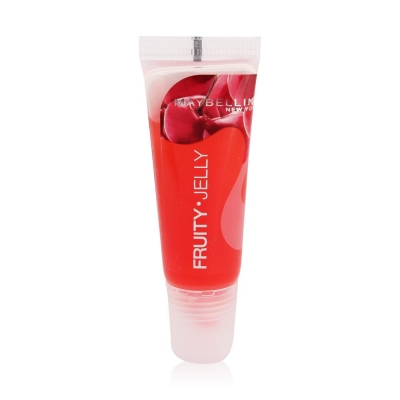 Image of   Maybelline Fruity Jelly Lip Gloss 01 Cherry Kiss 10 ml