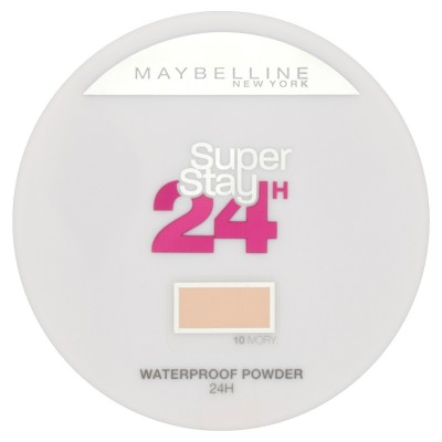 Maybelline Superstay 24H Waterproof Powder 010 Ivory 9 g