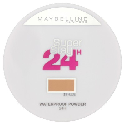 Maybelline Superstay 24H Waterproof Powder 021 Nude 9 g