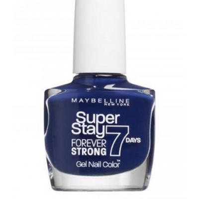 Image of   Maybelline Superstay 7 Days 630 Dark Denim 10 ml