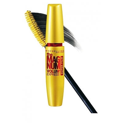 Maybelline Volum'Express The Magnum Mascara Black 9,2 ml