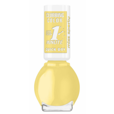 Image of   Miss Sporty Clubbing Colour Quick Dry Nail Polish 140 7 ml