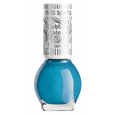 Image of   Miss Sporty Clubbing Colour Quick Dry Nail Polish 320 7 ml