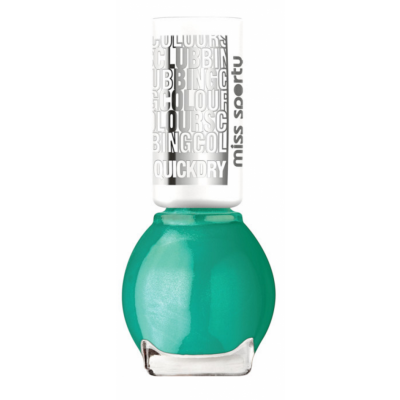 Image of   Miss Sporty Clubbing Colour Quick Dry Nail Polish 346 7 ml