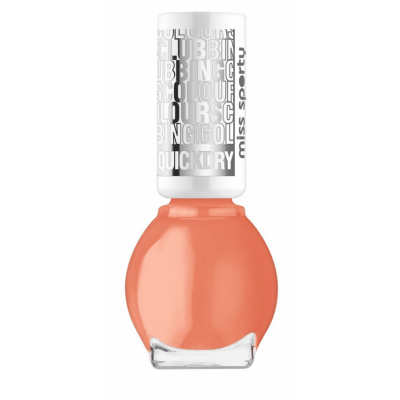 Image of   Miss Sporty Clubbing Colour Quick Dry Nail Polish 452 7 ml