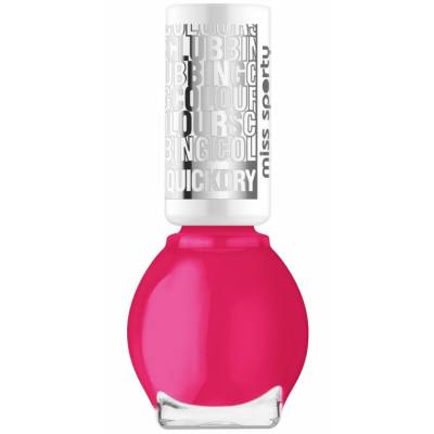 Image of   Miss Sporty Clubbing Colour Quick Dry Nail Polish 462 7 ml
