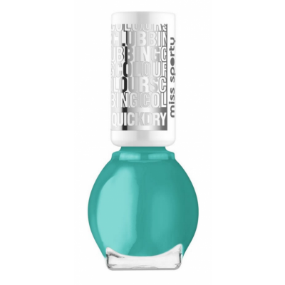 Image of   Miss Sporty Clubbing Colour Quick Dry Nail Polish 463 7 ml