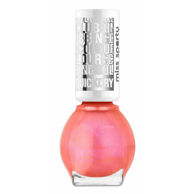 Image of   Miss Sporty Clubbing Colour Quick Dry Nail Polish 466 7 ml