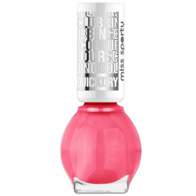Image of   Miss Sporty Clubbing Colour Quick Dry Nail Polish 467 7 ml