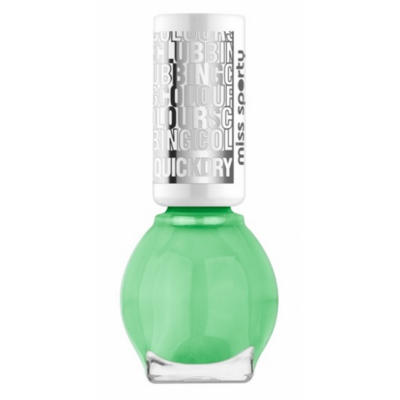 Image of   Miss Sporty Clubbing Colour Quick Dry Nail Polish 468 7 ml