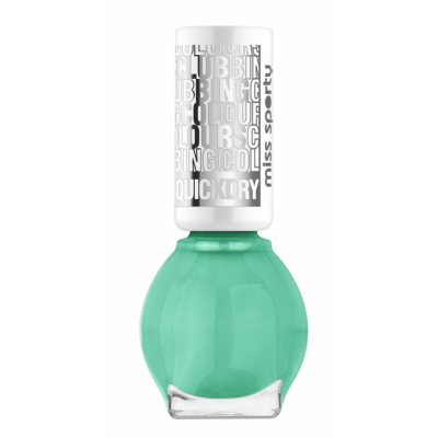 Image of   Miss Sporty Clubbing Colour Quick Dry Nail Polish 469 7 ml