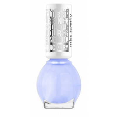 Image of   Miss Sporty Clubbing Colour Quick Dry Nail Polish 470 7 ml