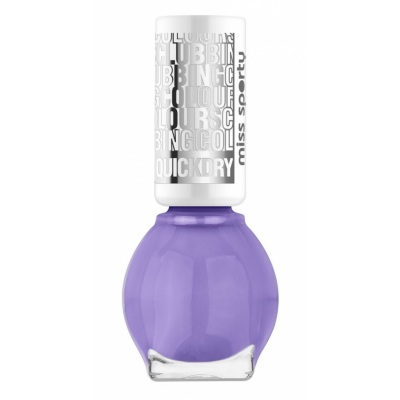 Image of   Miss Sporty Clubbing Colour Quick Dry Nail Polish 471 7 ml