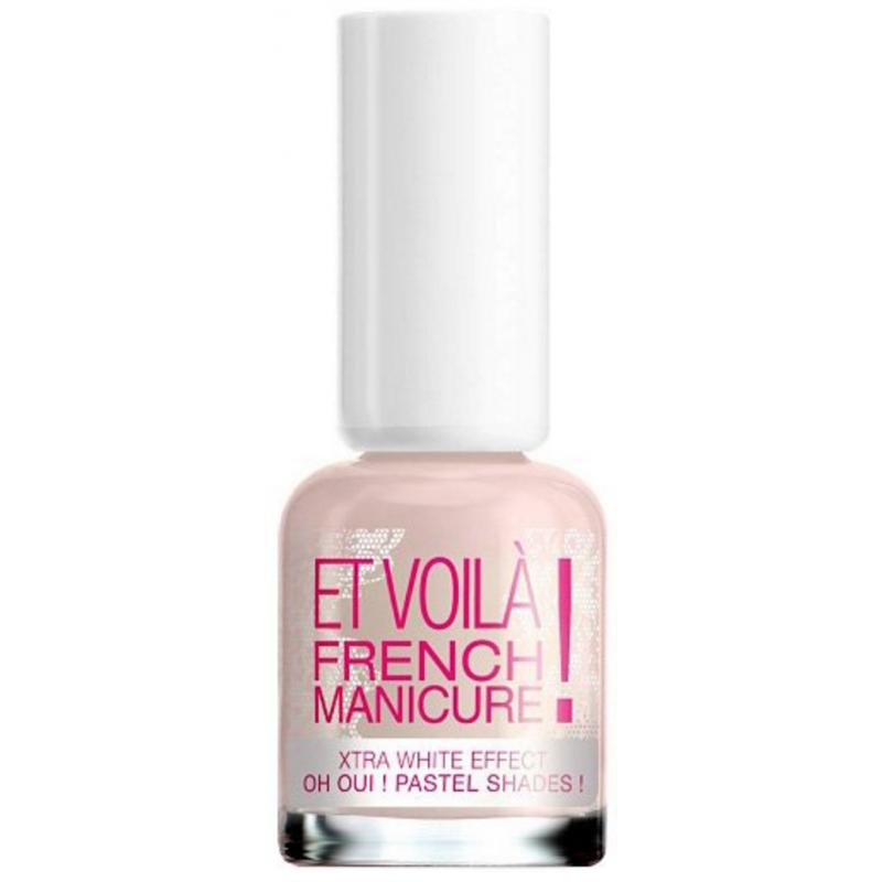 miss sporty et voila nail polish french manicure 07 8 ml. Black Bedroom Furniture Sets. Home Design Ideas