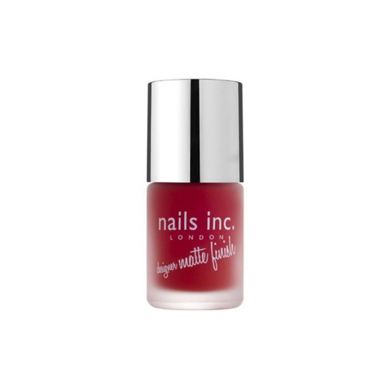 Nail Escapades Polishers Inc: Nails Inc. Nailpolish Gatwick Matte 10 Ml