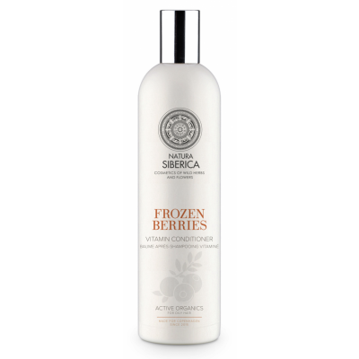 Natura Siberica Frozen Berries Vitamin Conditioner 400 ml