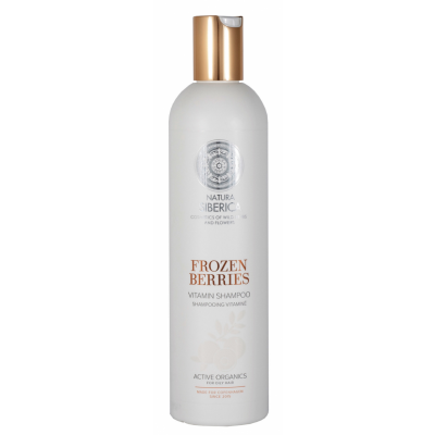 Natura Siberica Frozen Berries Vitamin Shampoo 400 ml