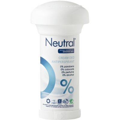 Neutral Cream Deodorant 50 ml
