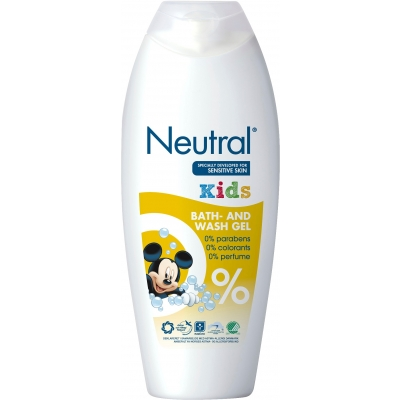 Neutral Kids Bath & Shower 250 ml