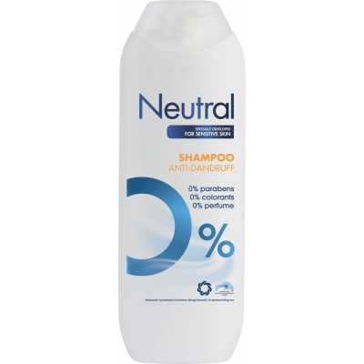 Neutral Shampoo Anti Dandruff 250 ml