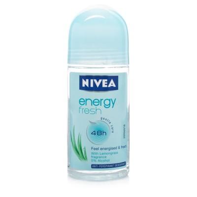 Nivea Energy Fresh Roll On Deo 50 ml