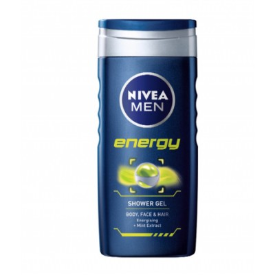 Nivea Men Energy Showergel 250 ml