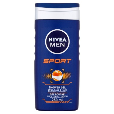 Nivea Men Sport Douchegel 250 ml