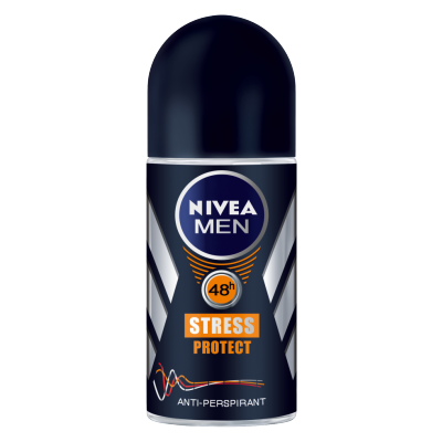 Nivea Men Stress Protect Roll On Deo 50 ml
