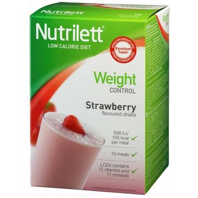 Nutrilett diet 3 veckor