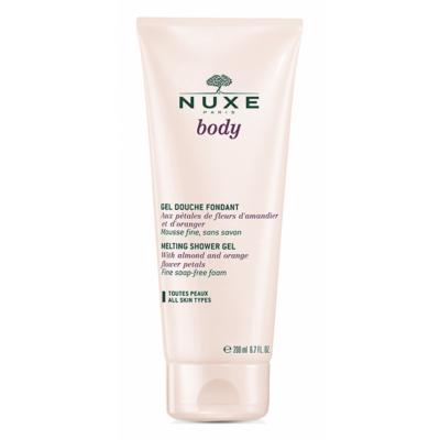 Nuxe Body Fondant Shower Gel 200 ml