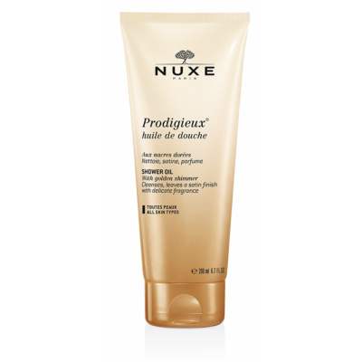 Nuxe Prodigieuse Shower Oil 200 ml