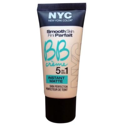 Image of   NYC BB Cream 5in1 Instant Matte 02 Medium 30 ml