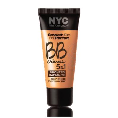Image of   NYC BB Cream Bronzed Radiance 5in1 04 Light 30 ml