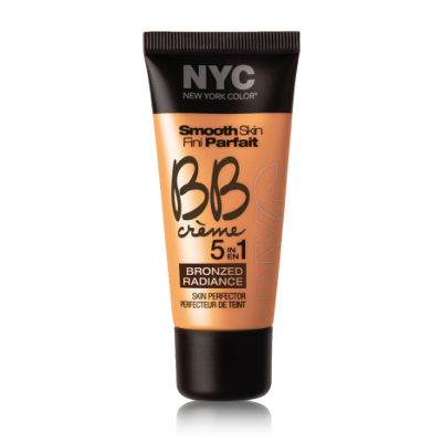 Image of   NYC BB Cream Bronzed Radiance 5in1 05 Medium 30 ml