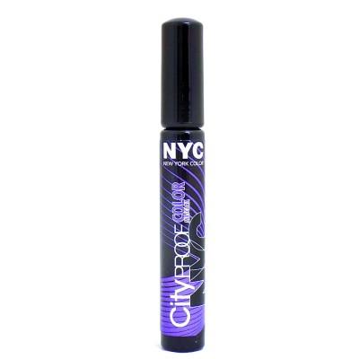 Image of   NYC City Proof Buildable Mascara 003 Purple Breeze 8 ml